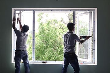 uPVC Windows and Doors Installation
