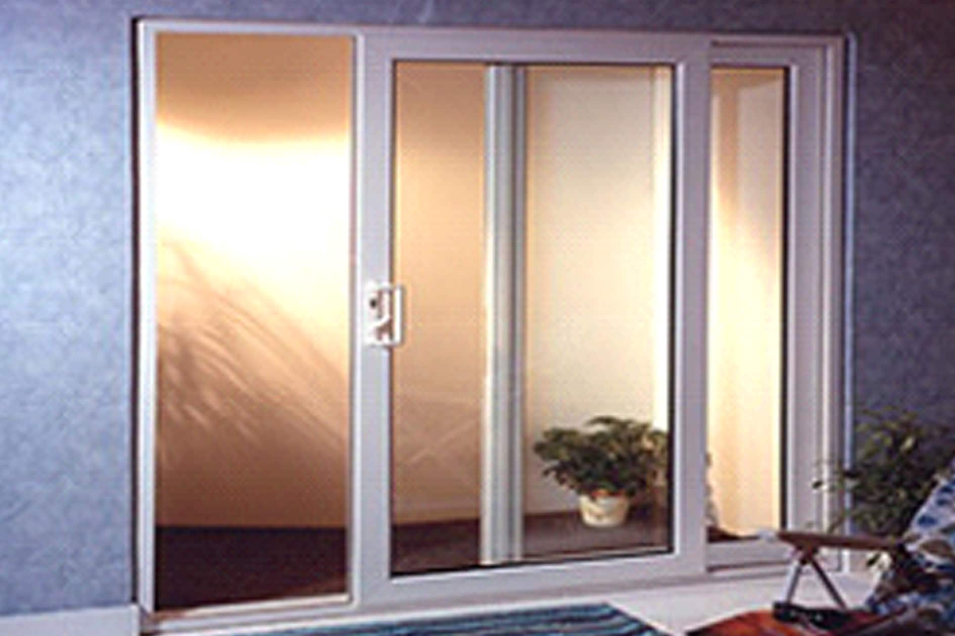 French door fortunne upvc windows doors for Upvc balcony doors