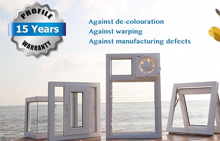 upvc windows value for money